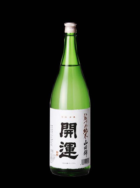 開運 ひやづめ純米の画像