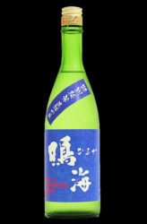 鳴海(なるか)特別純米 青ラベルの画像