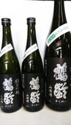 鶴齢 純米吟醸 山田錦50%磨き生原酒の画像