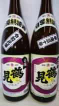 鶴見【芋焼酎】1,800ml